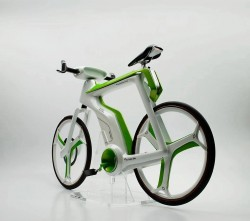 Bicicletta (Air Purify Bike)