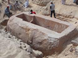 tomba faraone Senebkay