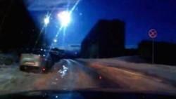 Meteorite cade citta Murmansk