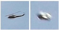 Avvistamento UFO Turchia