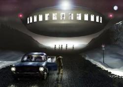 Gran Bretagna supporto persone contatti alieni