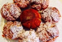 Muffins alla rosa canica