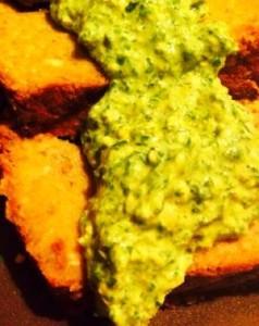 Plumcake patate e verza