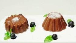Semifreddo cioccolato e cocco