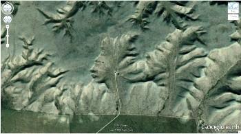 Stranezze google earth 1.3