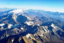 Le Ande si stanno sollevando