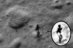 Umanoide sulla luna 1.1