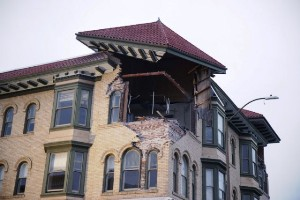 Terremoto California