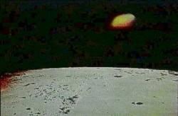Foto Ufo sulla Luna