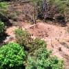 Meteorite cade a Managua