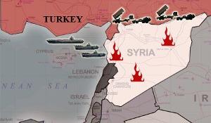 Piano mondialista in medio oriente