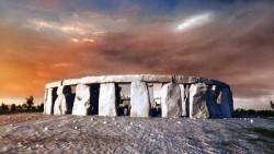 Scoperti monumenti intorno a Stonehenge