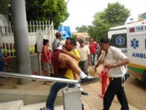 Svenimenti di massa in Colombia