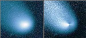 Cometa collisione Marte