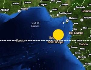 Terremoto fantasma Africa