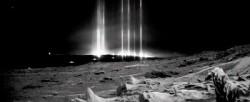 Basi aliene sulla Luna