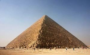 Piramide Cheope - Giza - Egitto