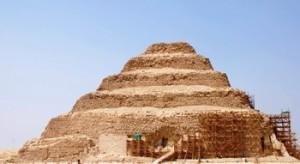 Piramide Djoser - Saqqara - Egitto
