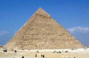 Piramide Kefren - Giza - Egitto