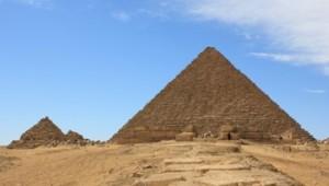Piramide Micerino - Giza - Egitto