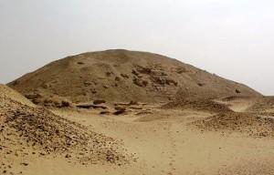 Piramide Sesostri I - Lisht - Egitto