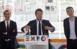 Renzi e l'Expo 2015 di Milano