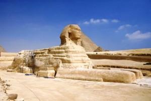 Sfinge - Giza - Egitto