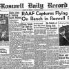 Ammissioni UFO gennaio 1957