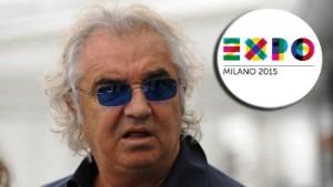Expo 2015 - Briatore e il maialetto Sardo 1.1
