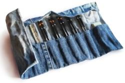 Riciclare vecchi jeans 1.6