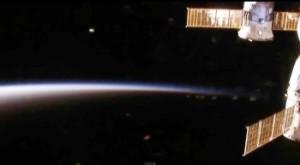 UFO vicinanze ISS