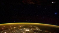 Foto ufo astronauta Scott Kelly