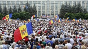 Rivoluzione Moldavia