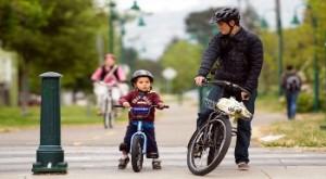 Pagati per andare in bicicletta