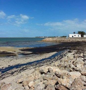 marea nera tunisia