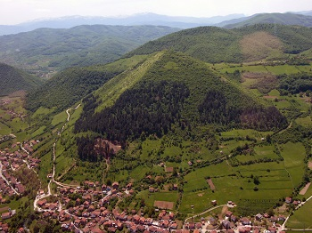 Piramide del Sole - Visoko - Bosnia-Herzegovina