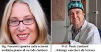 Zamboni sclerosi multipla